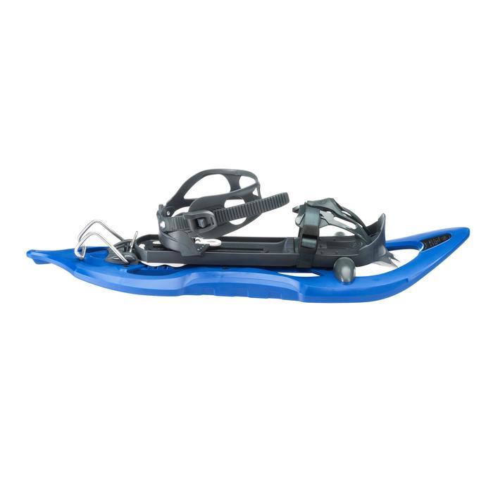 Raquettes à neige grands tamis 226 EVO bleu - 1179551