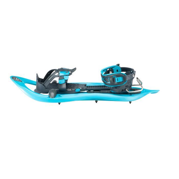 Sneeuwschoenen klein frame TSL 305 Ride blauw