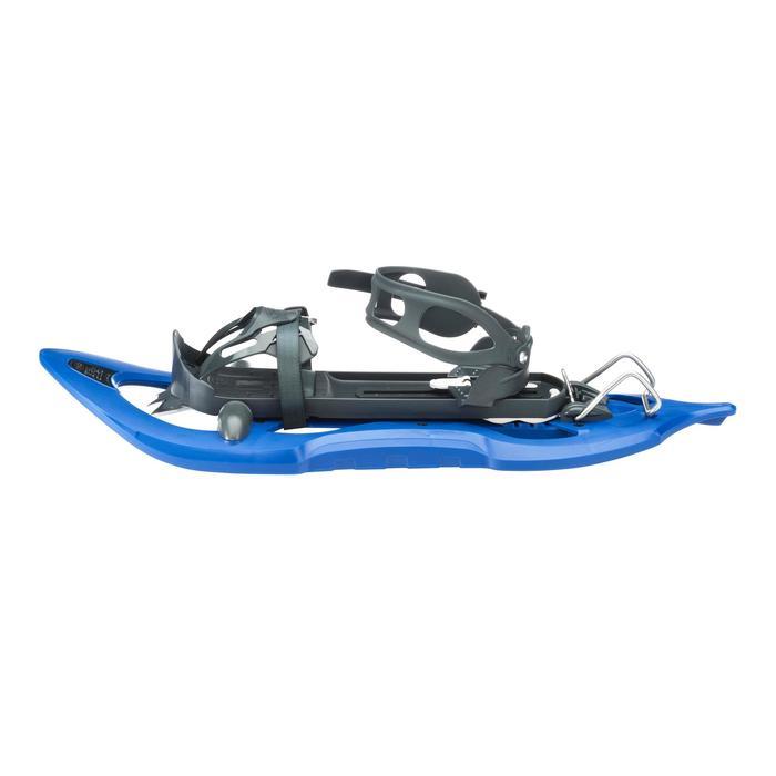 Raquetas de nieve tamiz grande TSL 226 EVO azul