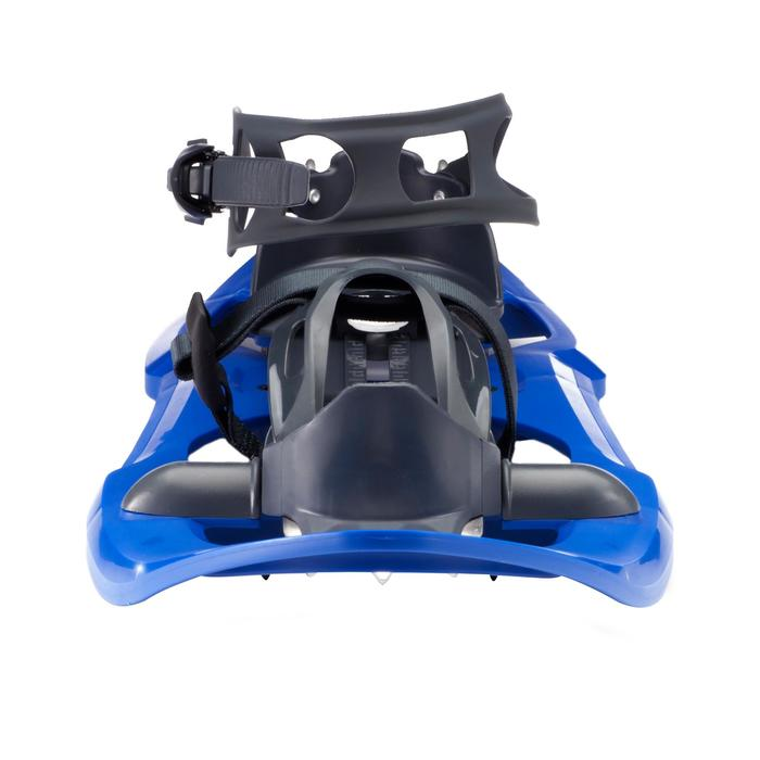 Raquettes à neige grands tamis 226 EVO bleu - 1179579