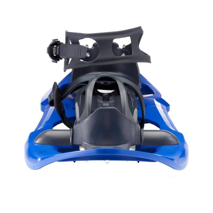 Schneeschuhe TSL 226 EVO großer Rahmen blau