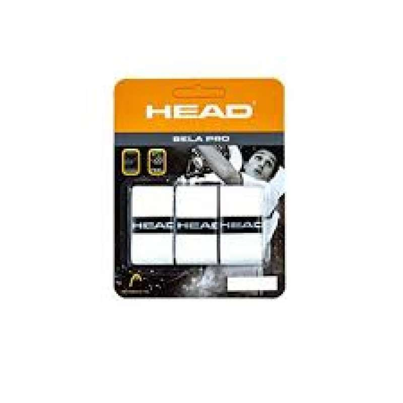PADEL ACCESSORIES Other Racket Sports - Head Bela Pro Padel Overgrip HEAD - Other Racket Sports