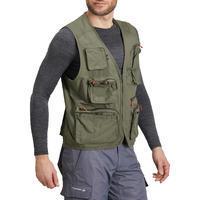 500 fishing vest
