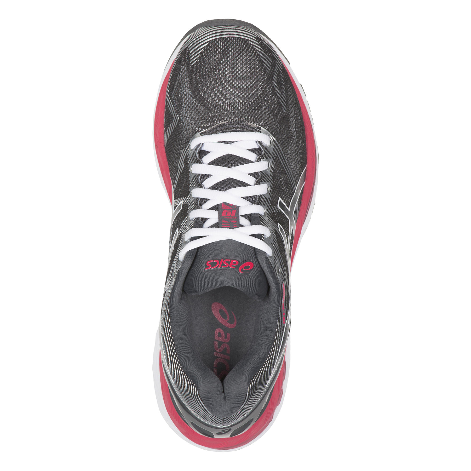 Asics 19 Nimbus Chaussures Running Gris Gel Femme Rhqtdsc SpqUzGMV