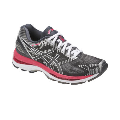 design intemporel df03b 728b5 CHAUSSURES RUNNING ASICS GEL NIMBUS 19 FEMME GRIS