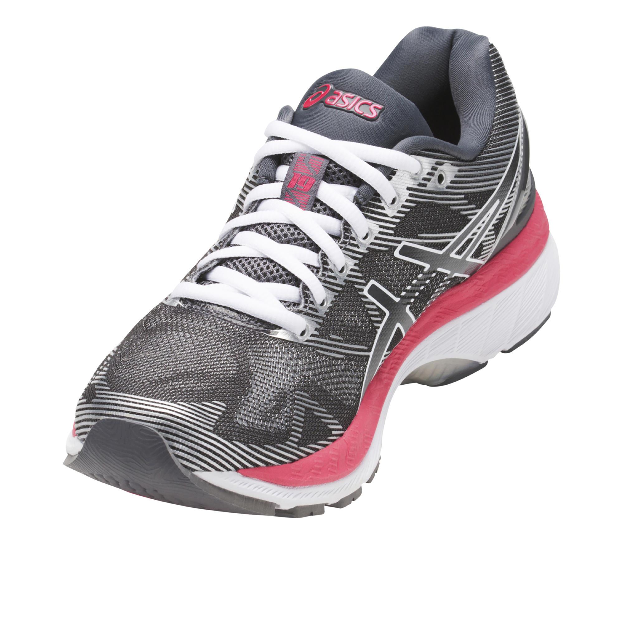 Running Femme Nimbus 19 Gris Gel Asics Chaussures dxBeoC