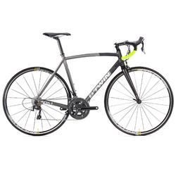 Rennrad Alu Ultra 900 AF Alu 105 11-fach schwarz/grau/gelb