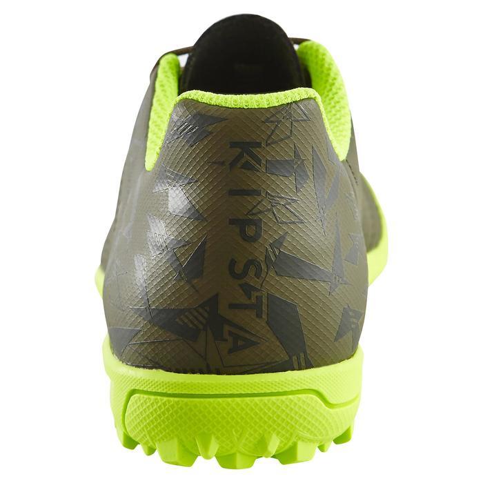 Chaussure de football enfant terrains durs CLR 500 HG bleue - 1180020