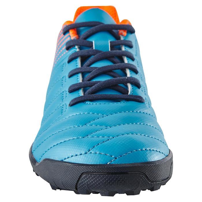 Chaussure de football enfant terrains durs CLR 500 HG bleue - 1180038