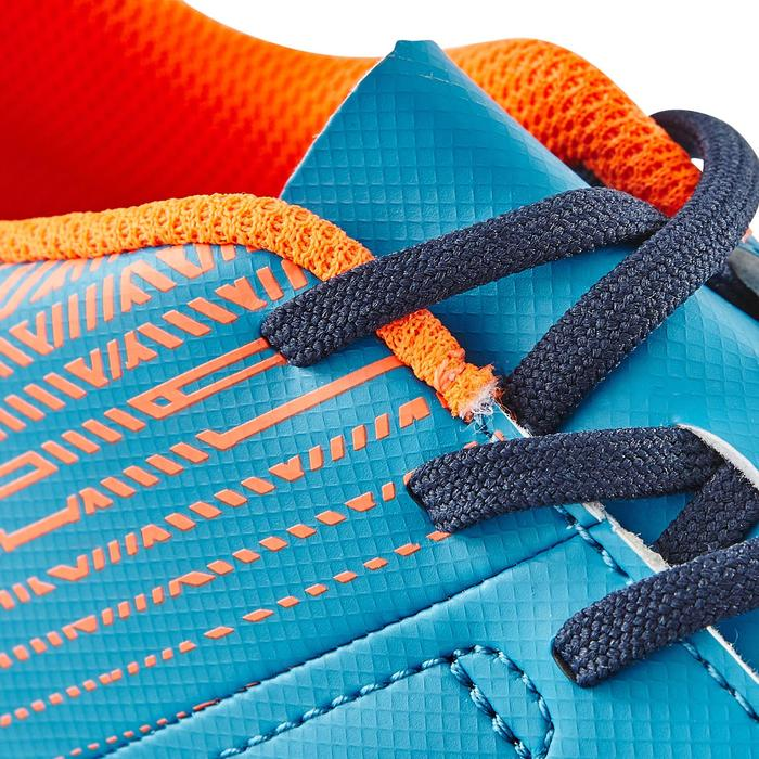 Chaussure de football enfant terrains durs Agility 300 HG bleue - 1180039