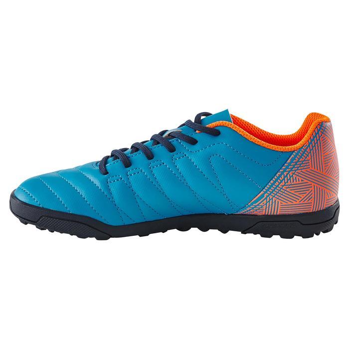 Chaussure de football enfant terrains durs CLR 500 HG bleue - 1180040