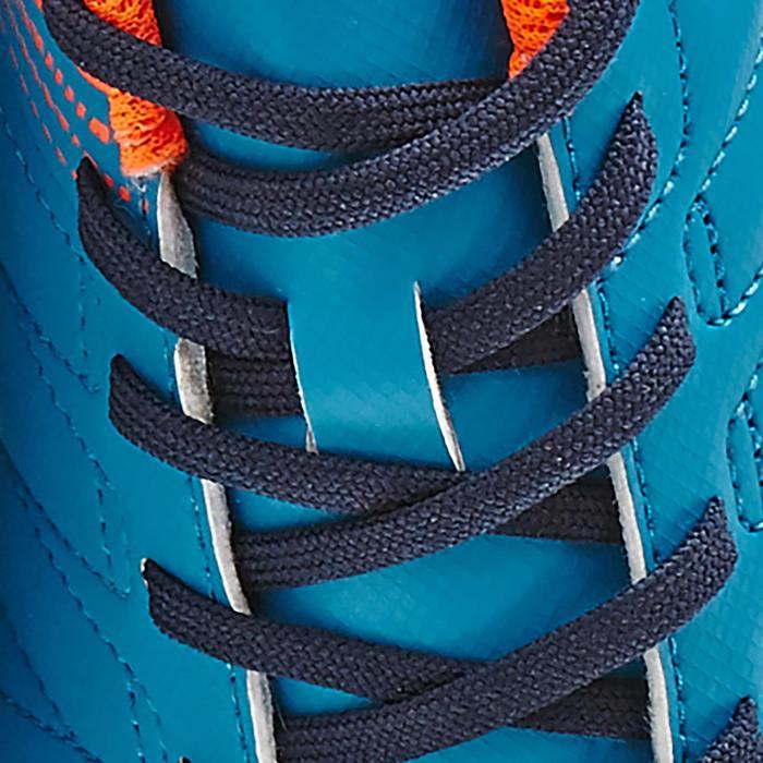 Chaussure de football enfant terrains durs CLR 500 HG bleue - 1180041