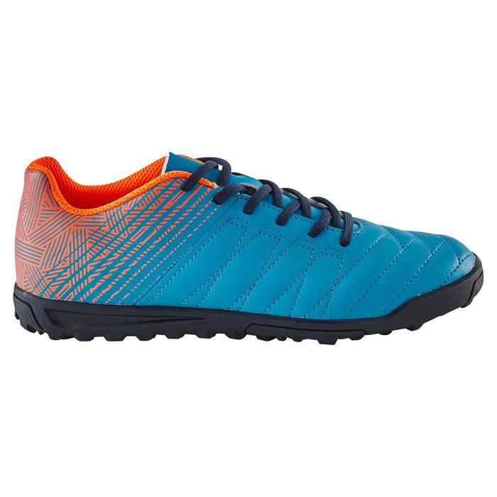 Chaussure de football enfant terrains durs CLR 500 HG bleue - 1180044