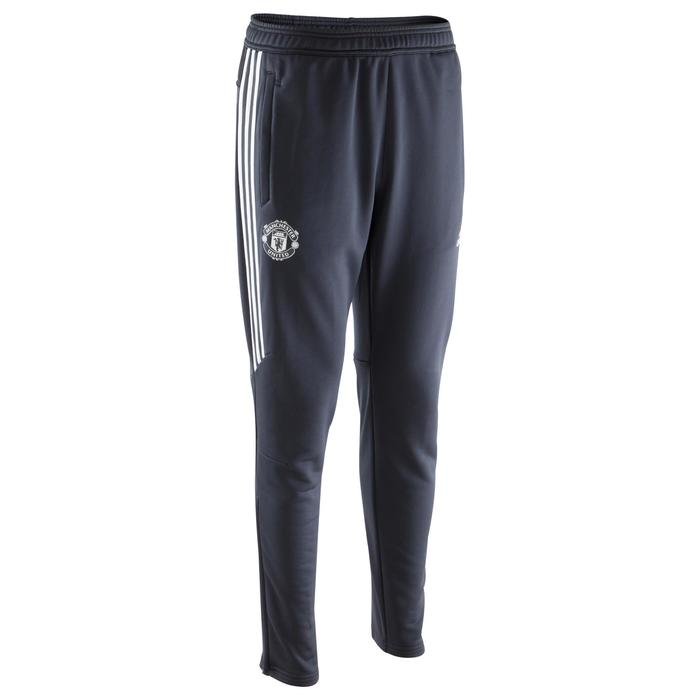 Pantalon d'entraînement de football Manchester United noir 2017/2018 - 1180084