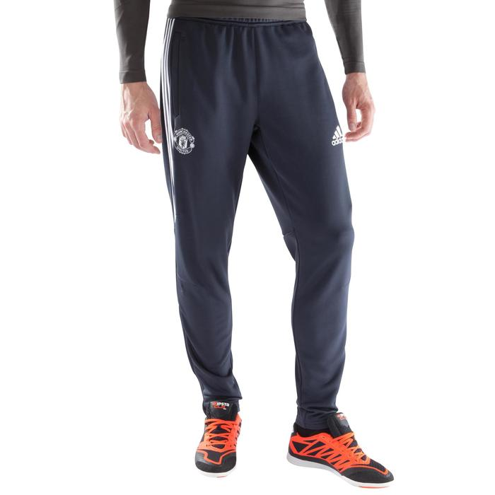 Pantalon d'entraînement de football Manchester United noir 2017/2018 - 1180085