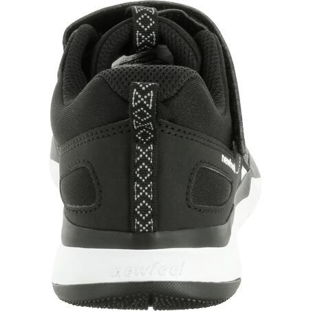 Chaussures marche enfant PW 540 noir / blanc