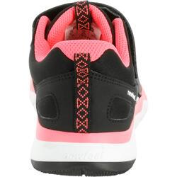 Sportschuhe PW 540 Kinder schwarz/rosa