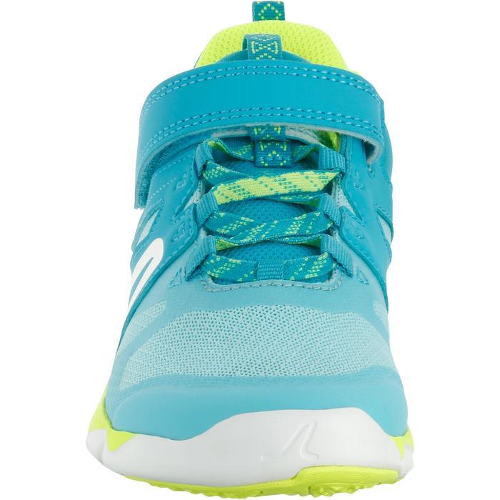 Zapatillas de marcha deportiva para niños PW 540 turquesa
