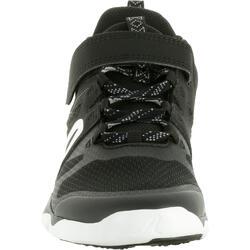 Sportschuhe PW 540 Kinder schwarz/weiß