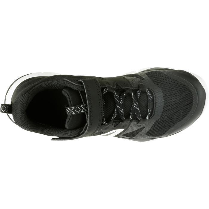 兒童款健走鞋PW 540-黑色/白色