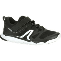 PW 540 kids' walking shoes black/white