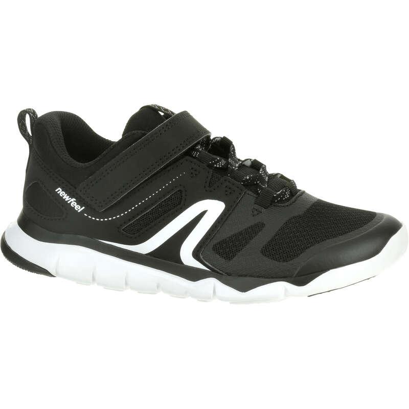 SCARPE CAMMINATA SPORTIVA BAMBINO/A Camminata sportiva - Scarpe PW 540 nero-bianco NEWFEEL - Scarpe Bambino