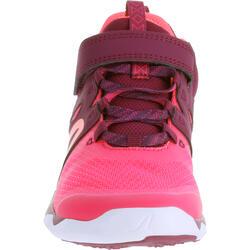 Chaussures marche enfant PW 540 rose / violet