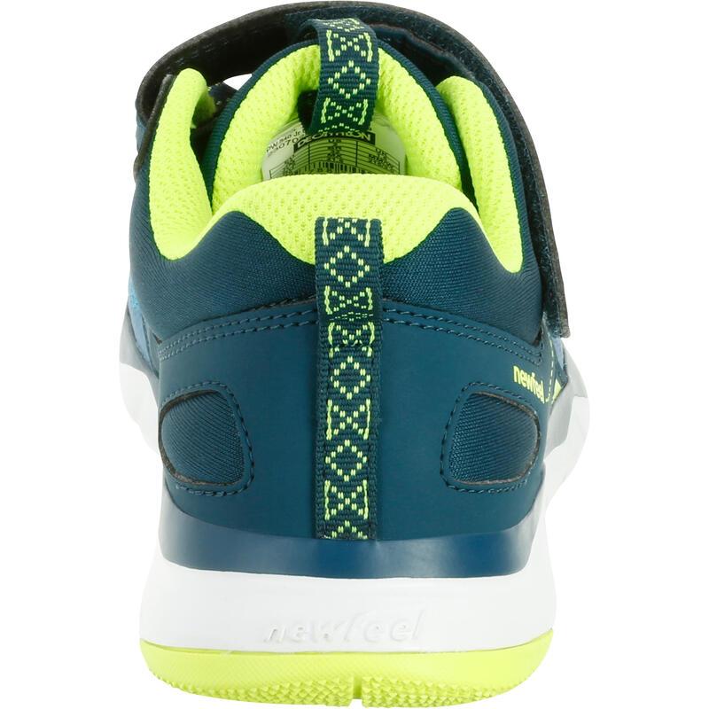 PW 540 Kids' Walking Shoes - Blue/Green