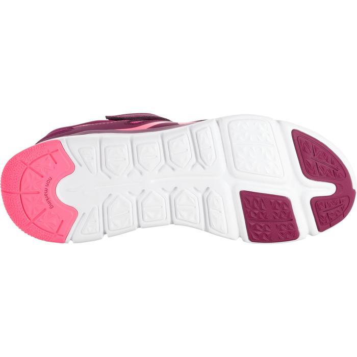 Sportschuhe Walking PW 540 Kinder rosa/lila