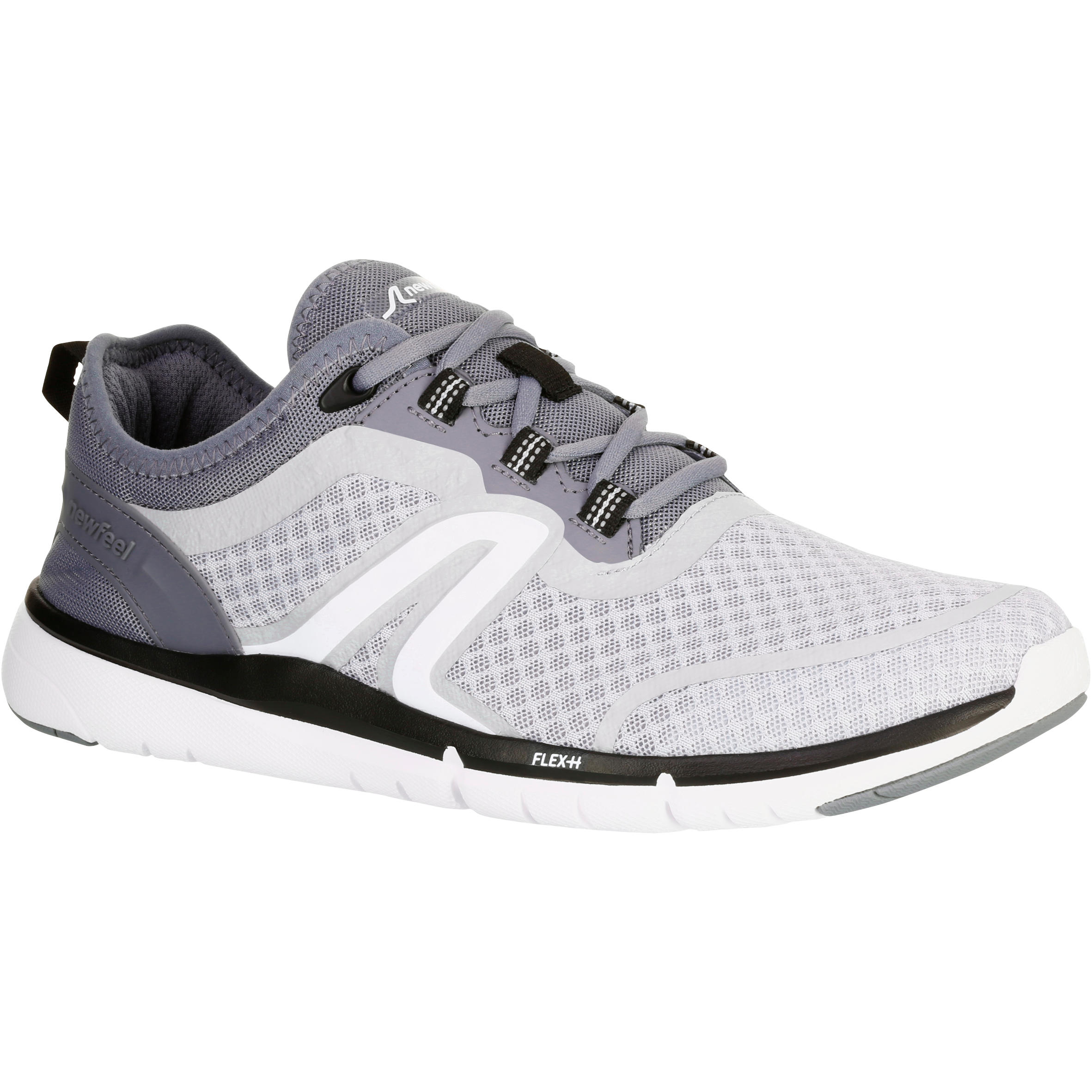 Soft Sportive Chaussures Marche Gris 540 Homme Mesh yfgvY6b7