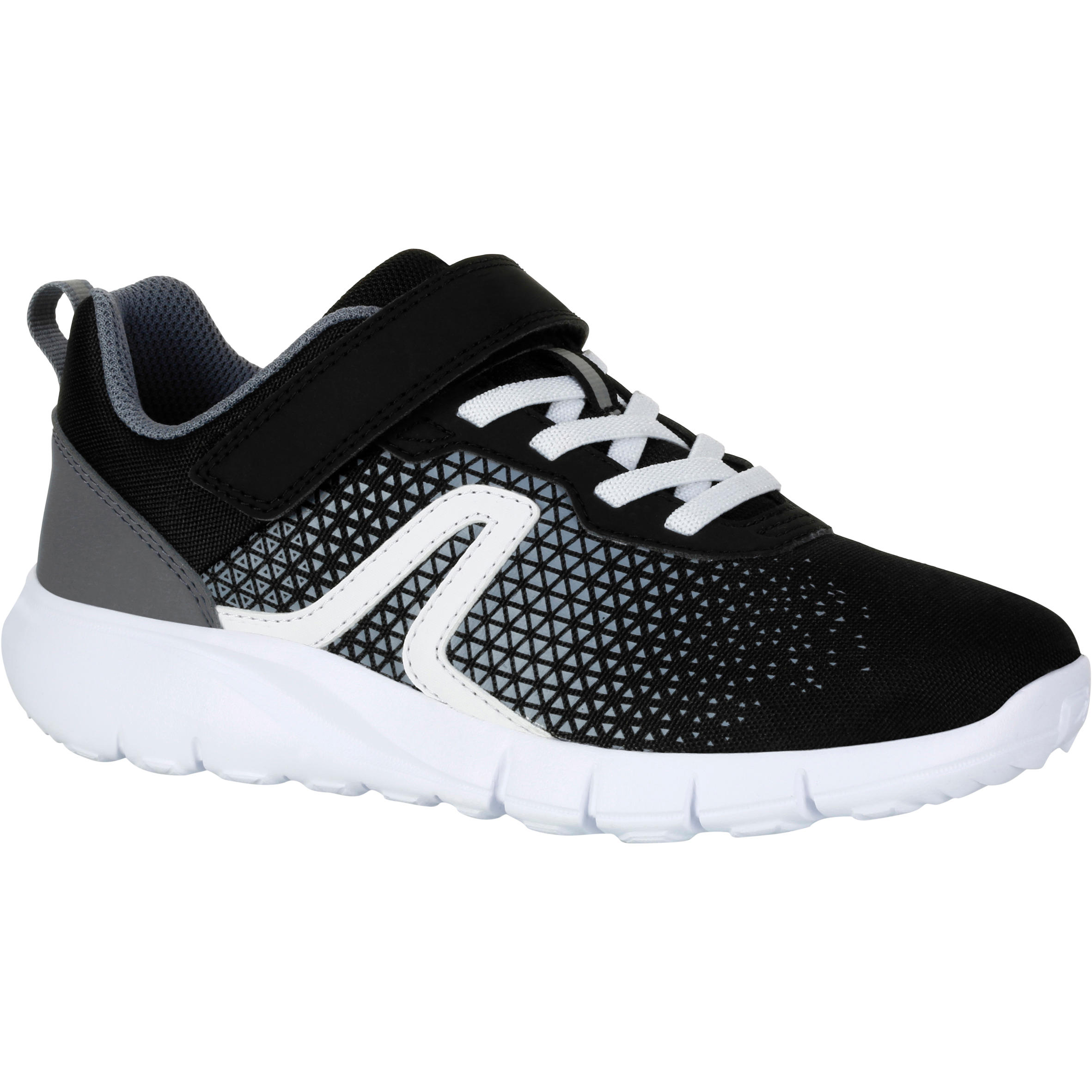 Soft 140 kids' walking shoes black