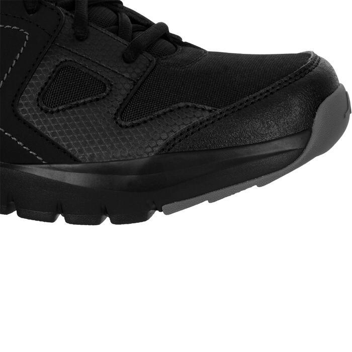 Chaussures marche sportive homme HW 100 noir - 1180516