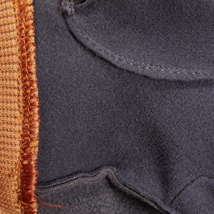Thermo-Reithandschuhe Easywear Kinder grau