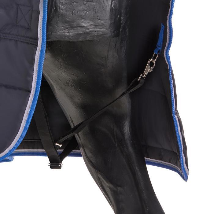 Couverture écurie équitation poney cheval ST200 - 1180641