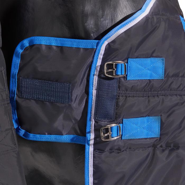 Staldeken ruitersport paard en pony Stable 200 marineblauw