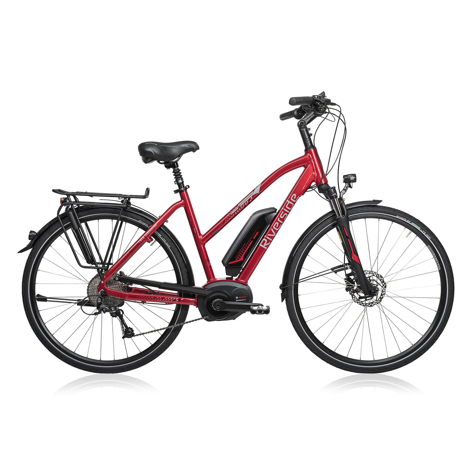 e bike 28 riverside 500 damen performance line cruise. Black Bedroom Furniture Sets. Home Design Ideas