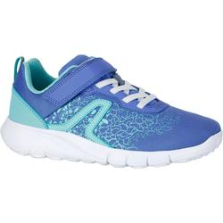 Soft 140 Children's Fitness Walking Shoes - Blue/Turquoise