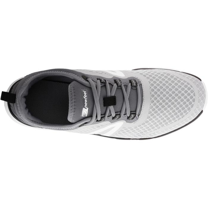 Zapatillas de marcha deportiva para hombre Soft 540 Mesh grises
