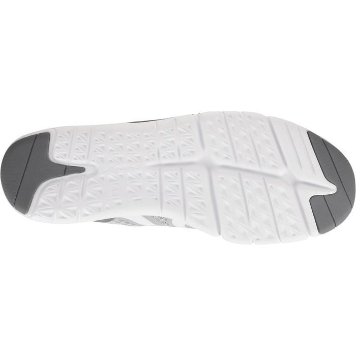 Zapatillas Marcha Deportiva Newfeel Soft 540 transpirable hombre gris