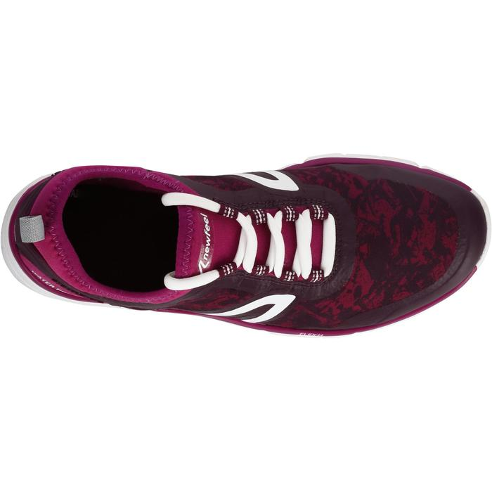 Chaussures marche sportive femme PW 580 Waterproof navy - 1180776
