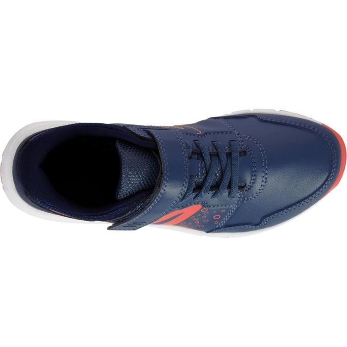 Chaussures marche sportive enfant Protect 140 marine - 1180792