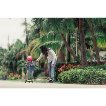 Patinete Scooter Oxelo B1 Niños Negro (Sin Base)