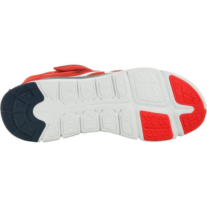 兒童款健走鞋PW 540-軍藍色/紅色