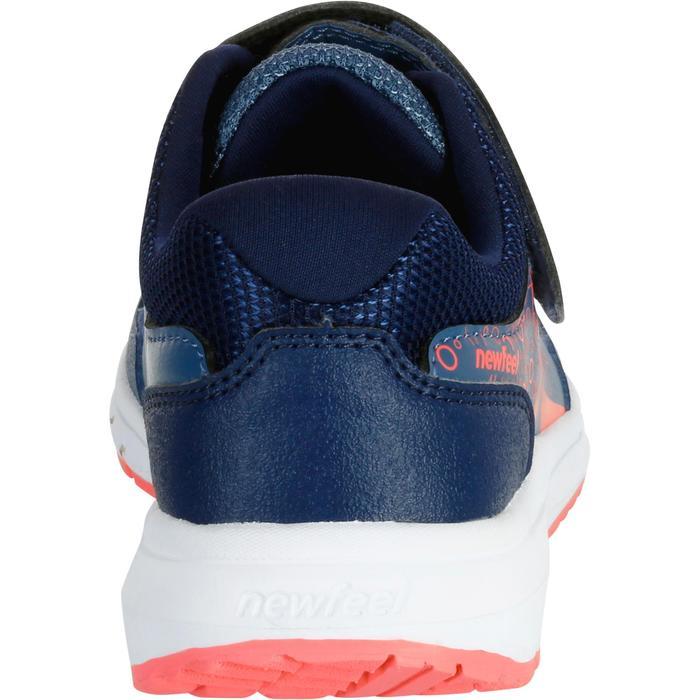 Zapatillas Caminar Newfeel Protect 140 Niña Azul/Coral