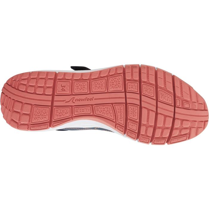 Chaussures marche sportive enfant Protect 140 marine - 1180813