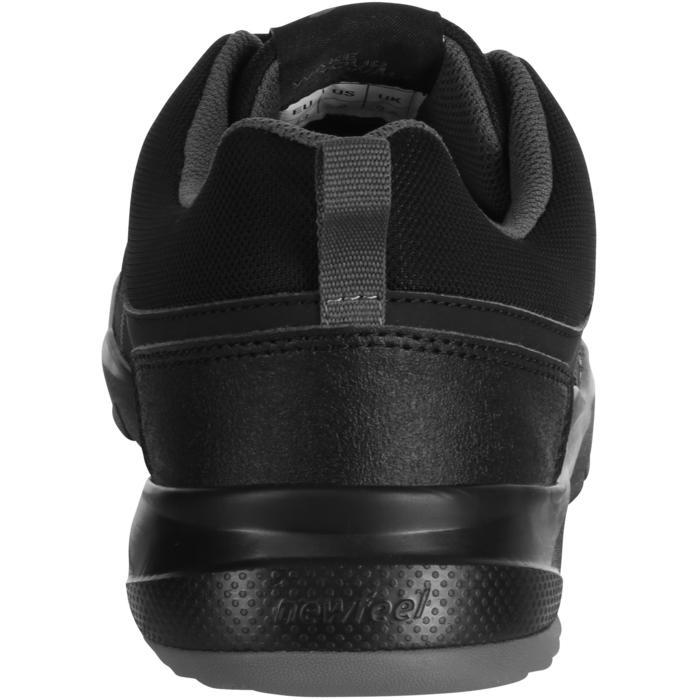 Chaussures marche sportive homme HW 100 noir - 1180820