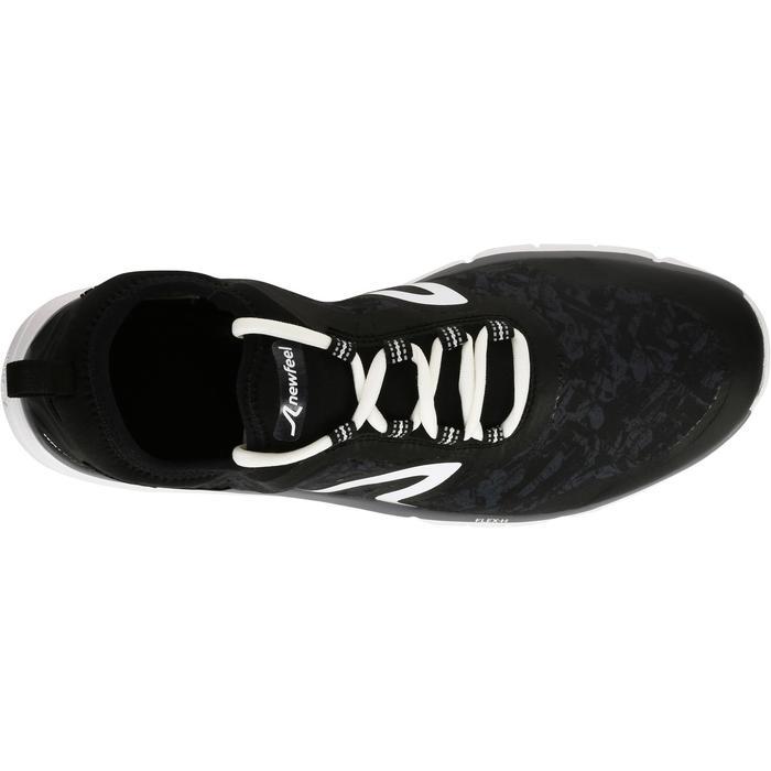 Zapatillas Caminar PW 580 Plasma Hombre Negro Impermeables