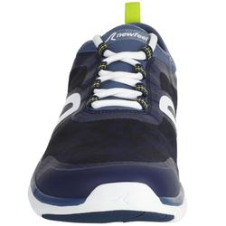 Walkingschuhe wasserdicht PW580 Plasma Herren blau