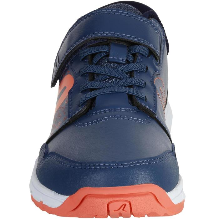 Chaussures marche sportive enfant Protect 140 marine - 1180893