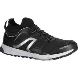 Zapatillas de marcha nórdica para hombre NW 580 Flex-H Waterproof negro